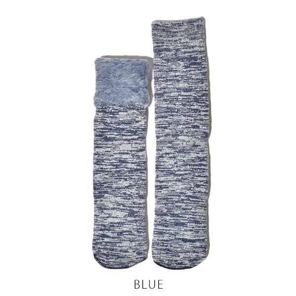 LOCALINA-MERIYASU ロカリナ メリヤス motihada もちはだ long tube socks ロング チューブソックス もちはだ起毛 防寒靴下 冷え取り靴下 ワシオ  日本製 MADE IN JAPAN