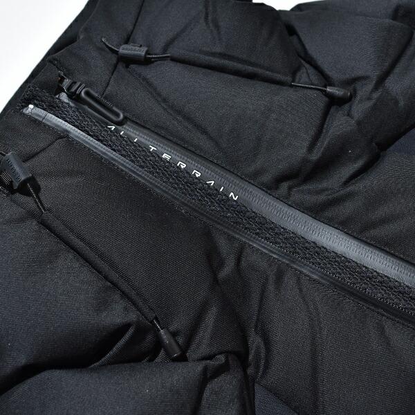 DESCENT ALLTERRAIN デサント オルテライン 水沢ダウン MOUNTAINEER HC マウンテニア ハーフコート ロング ダウンジャケット メンズ MIZUSAWA DOWN JACKET  水沢 MADE IN JAPAN 日本製