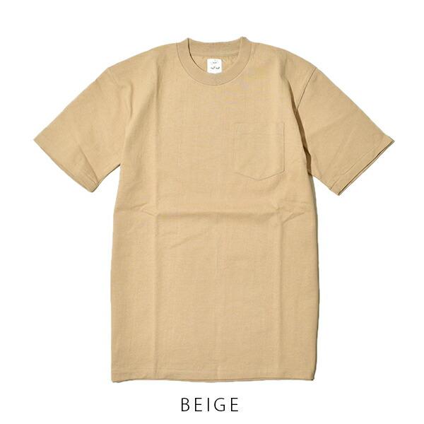 【送料無料】ANATOMICA アナトミカ ポケT ポケTEE 半袖 Tシャツ 無地 カットソー メンズ レディース MADE IN JAPAN 日本製