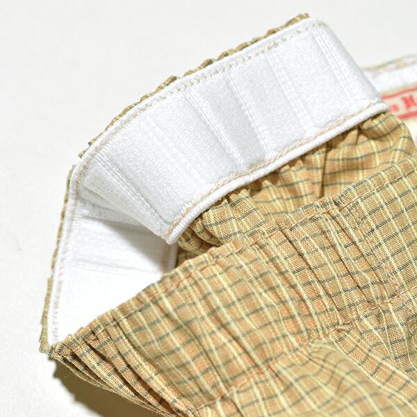 オールドホームステッダー トランクス ウーブン ボクサー パンツ Olde Homesteader WOVEN BOXER スラブ チェック 柄 ギフト プレゼント MADE IN JAPAN 日本製