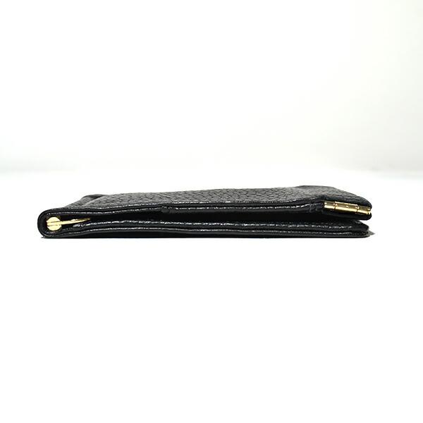 ミーンズワイル meanswhile 財布 レザー マネークリップ 本革 牛革 Leather Money Clip 日本製 MADE IN JAPAN