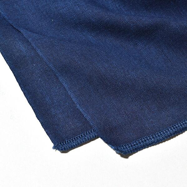 チャオラス スポーツ 手ぬぐい バンダナ スカーフ 草木染 藍 インディゴ 玉ねぎ CHAORAS 日本製 MADE IN JAPAN