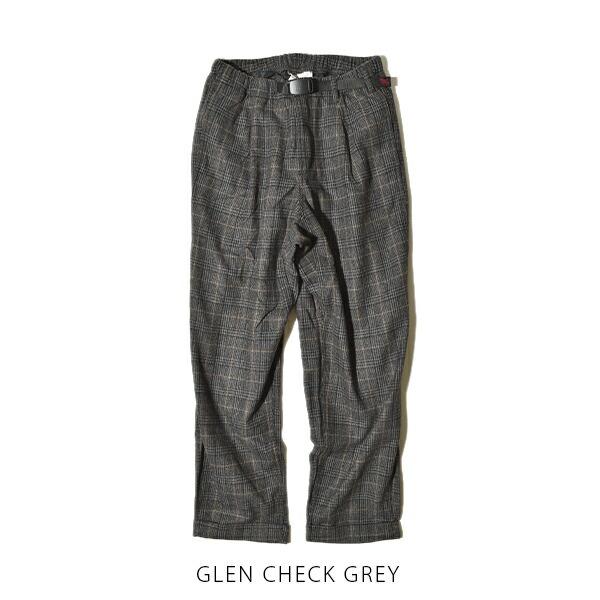 グラミチ ウールブレンド タック テーパード パンツ メンズ GRAMICCI WOOL BLEND TUCK TAPERED PANTS