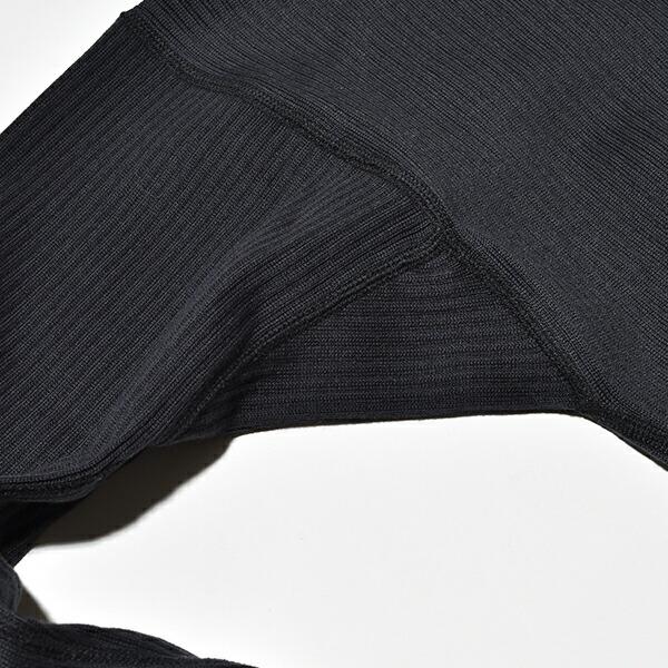 オールドホームステッダー クルーネック ロングスリーブ スウェディッシュアーミーリブ インナー カットソー ニット Olde Homesteader CREW NECK LONG SLEEVE US004 ARMY RIB ギフト プレゼント MADE IN JAPAN 日本製