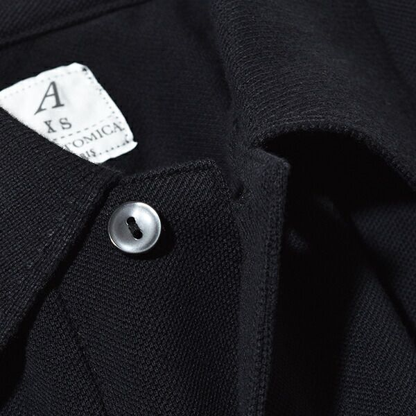 アナトミカ ブラギンドラゴン ANATOMICA ポロシャツ ロングテール ポロ ブラッギンドラゴン Braggin Dragon メンズ レディース 日本製