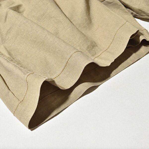 GRAMICCI グラミチ リネンコットンGショーツ メンズ LINEN COTTON G-SHORTS グラミチショーツ メンズグラミチショーツ ショートパンツ ハーフパンツ