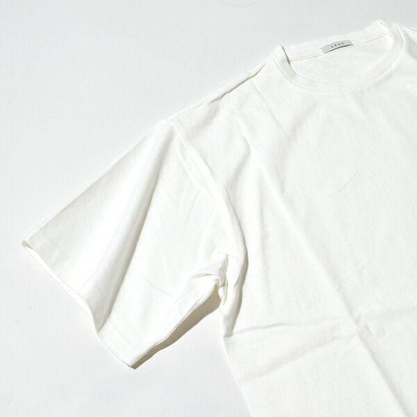 LENO リノ EMBROIDERY T-SHIRT irregular エンブロイダリー Tシャツ イレギュラー