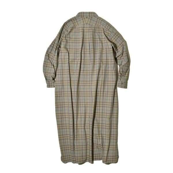 LENO リノ OPEN FRONT DRESS オープン フロント ドレス
