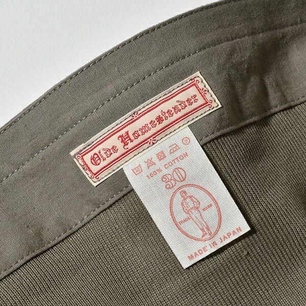 オールドホームステッダー ドロワーズ ショーツ ボクサーパンツ ブリーフ 下着 Olde Homesteader Drawers Short DW001 ギフト プレゼント 日本製