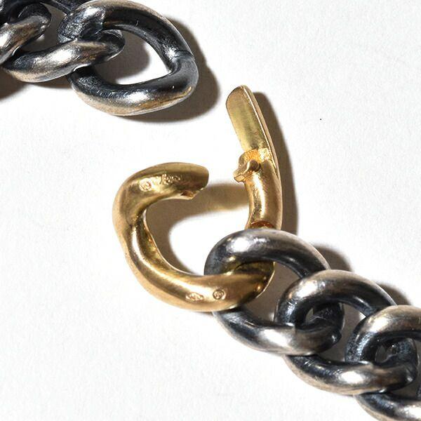 hum ハム humete ハムエタ チェーン ブレスレット et-BR64s SS シルバー グリーンゴールド ダイヤモンド ゴールド 金 SV K18 GG