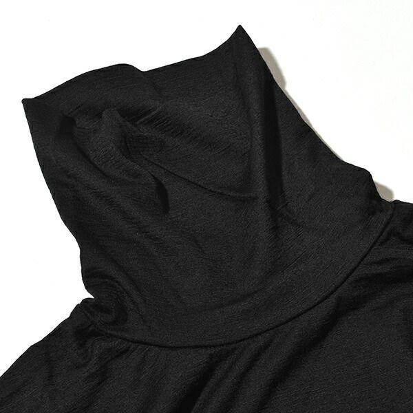 デサント ポーズ メンズ メリノウール タートル タートルネック Tシャツ 長袖 DESCENTE PAUSE MERINO WOOL TURTLE 日本製
