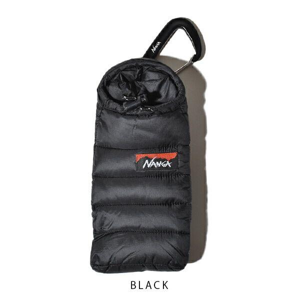 ナンガ NANGA 携帯ケース スマホケース ミニスリーピングバッグ Mini sleeping bag phone case