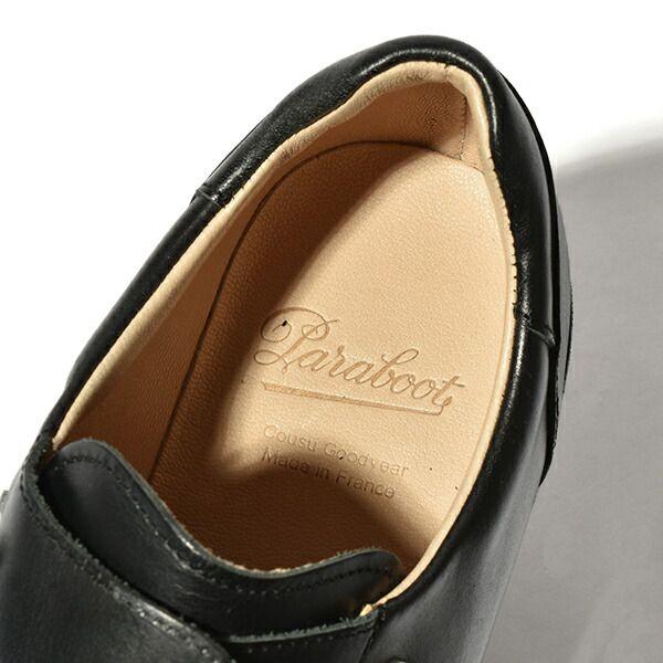 パラブーツ クリュサ Paraboot CLUSAZ シューズ 革靴 本革 レザー メンズ フランス製