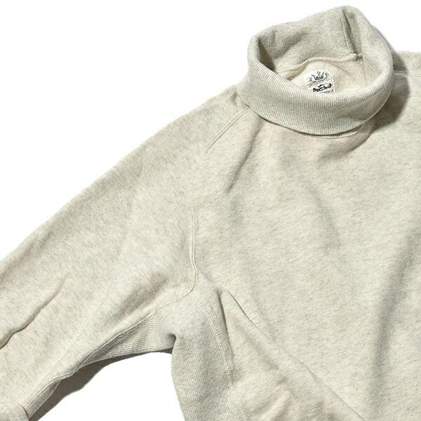 アナトミカ パーカ スウェットシャツ タートルネック メンズ レディース ANATOMICA SWEAT SHIRTS TURTLE NECK