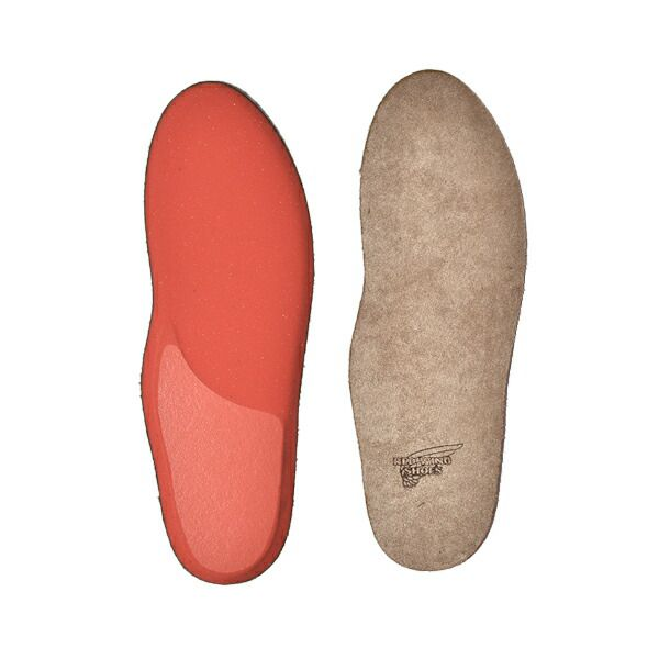 レッドウィング インソール シェイプドコンフォート フットベッド 薄手 メンズ RED WING SHAPED COMFORT FOOTBED 96317
