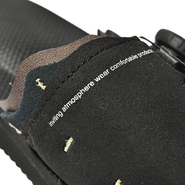 【送料無料】SUICOKE スイコック 2020 KISSE VPO サンダル プラットフォーム 厚底 超軽量vibram ビブラム 271モアフレックスソール アーチサポート コンフォート ストラップ