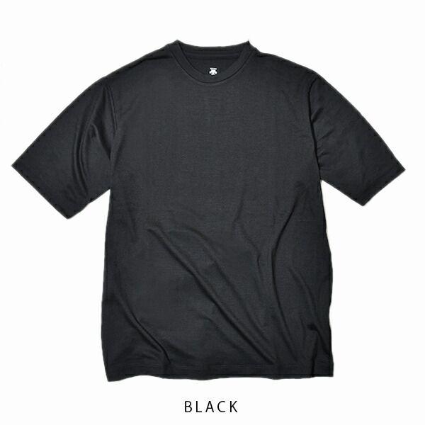デサント ポーズ メリノウール Tシャツ 半袖 S/S DESCENTE PAUSE MERINO WOOL S/S T-SHIRT 日本製 通販 送料無料