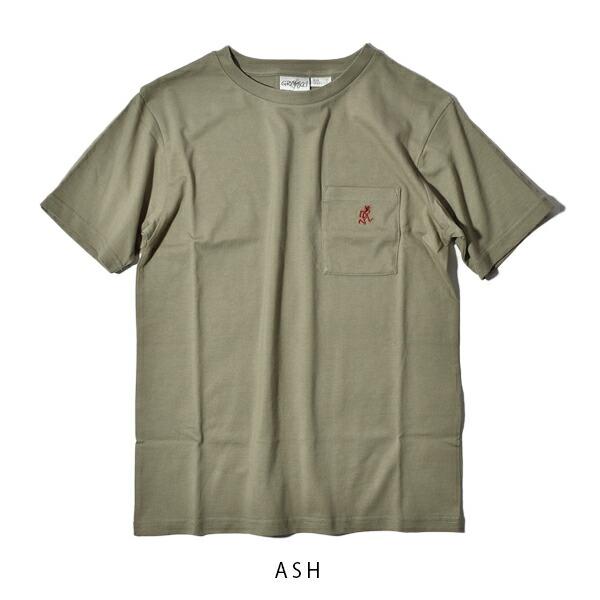 グラミチ Tシャツ ワンポイント S/S Tシャツ ポケT ポケTEE GRAMICCI ONE POINT S/S TEE 1948-STS6 メンズ レディース ランニングマン
