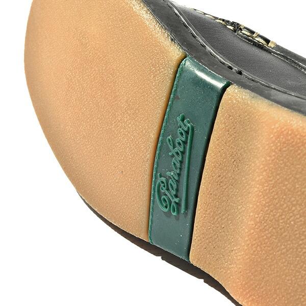 パラブーツ サンダル メンズ Pparaboot PACIFIC パシフィック グルカサンダル 革靴 本革 レザー