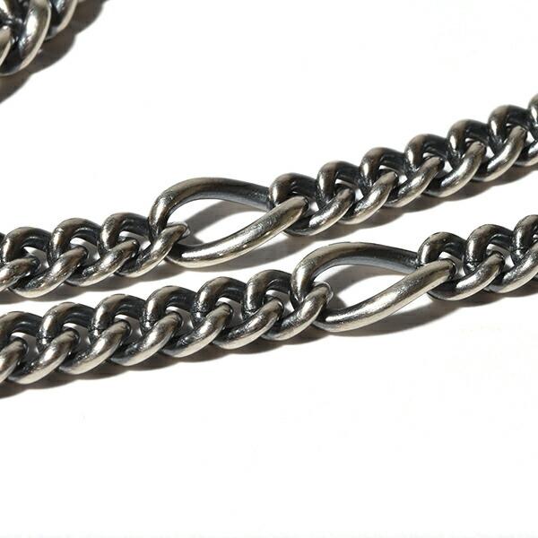 hum ハム Humete Gradation Chain Necklace ハムエタ グラデーション チェーン ネックレス 40cm シルバー イエローゴールド ダイヤモンド ゴールド 金 ETN87SSM SV K18 YG