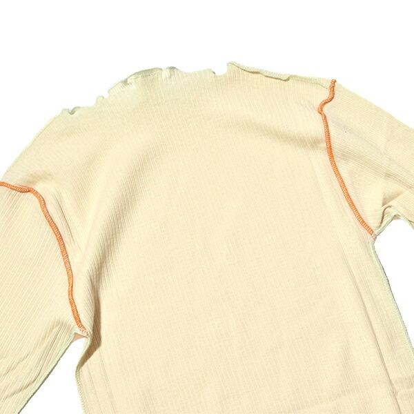 ベースレンジ Baserange VEIN LONT SLEEVE ヴェイン ロングスリーブ Tシャツ カットソー 長袖 オーガニックコットン