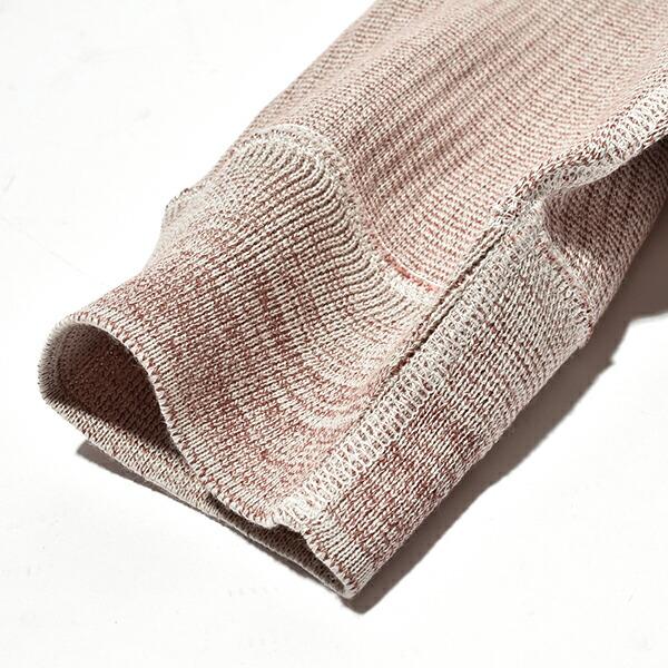 Olde Homesteader オールドホームステッダー インターロック クルーネック ショートスリーブ 無地 ソリッド 半袖 Tシャツ TEEシャツ CREW NECK SHORT SLEEVE US003 フライス インナー カットソー ニット プレゼント ギフト