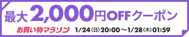 【大感謝祭】 最大2000円OFF マルチクーポン