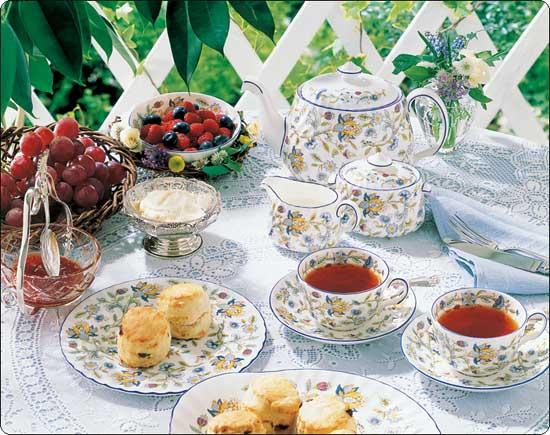MINTON TEA