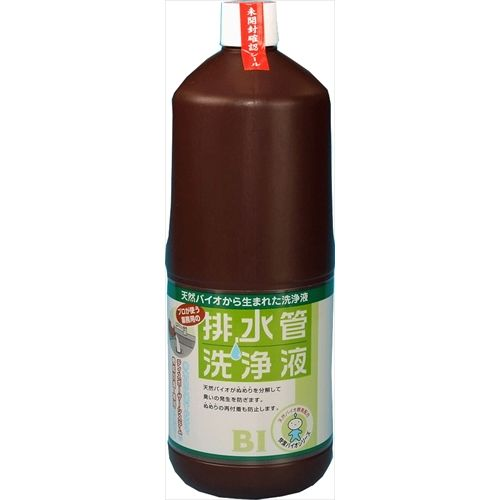 快潔バイオシリーズ 排水管洗浄液 1.8L