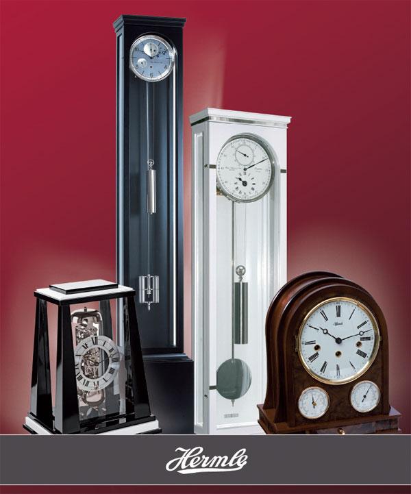 ヘルムレの時計