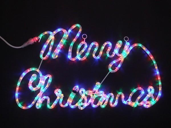 LEDメリークリスマスミックス【イルミネーション】送料無料クリスマスイルミネーションモチーフ【smtb-k】【w3】