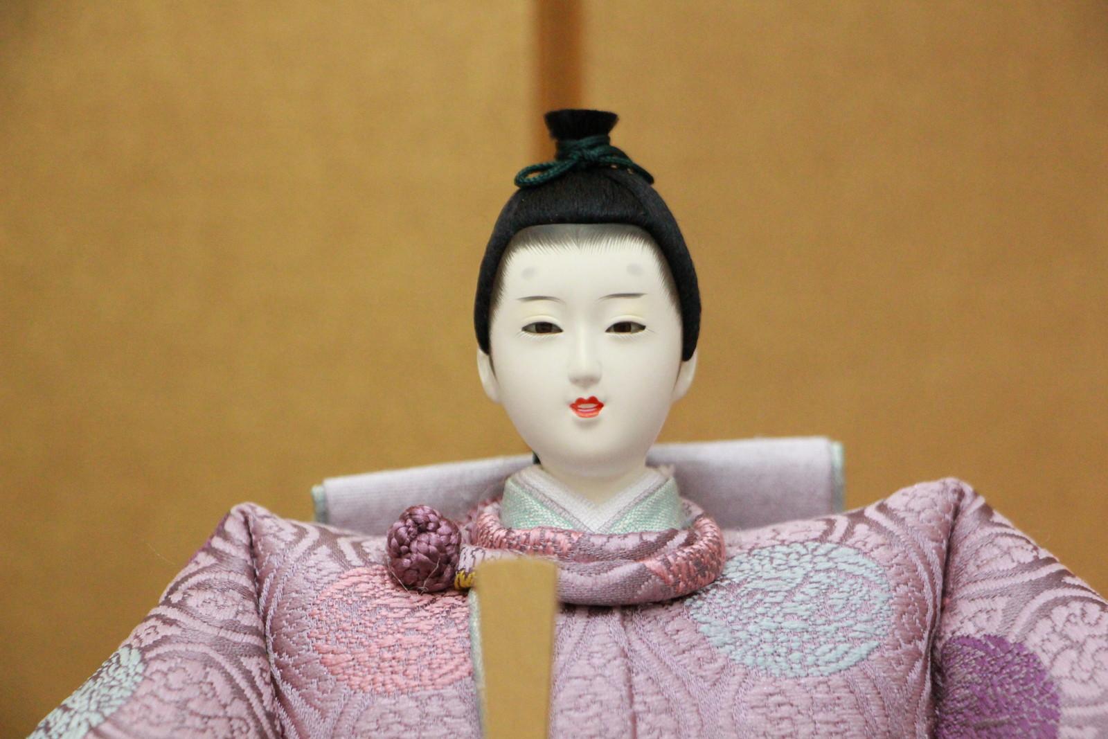アート&デザイン後藤由香子作春創作雛人形平飾り【雛人形親王飾り】入荷次第の発送です。