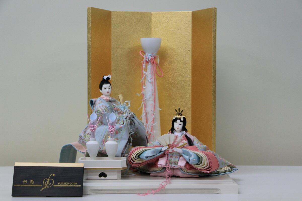 後藤由香子ひな人形
