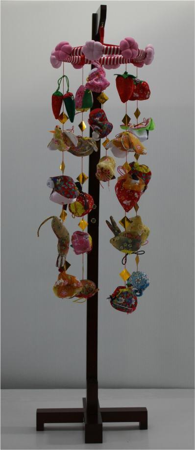 お雛吊るし飾りセット大B1(三月雛人形)