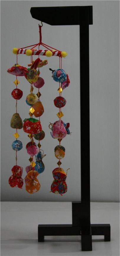 お雛吊るし飾りセット中B5(三月雛人形)