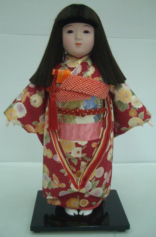 12号市松人形