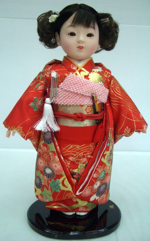市松人形愛ちゃんs20A