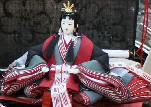アート&デザイン後藤由香子作花のワルツ創作雛人形平飾り【雛人形親王飾り】
