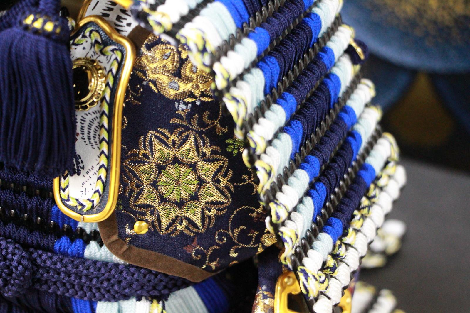 7号青雲大鎧鯉のぼり掛軸飾り