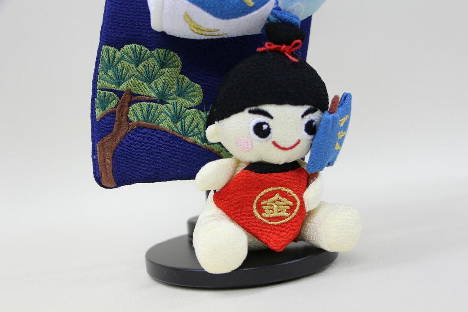 室内鯉のぼり金太郎ミニサイズ五月人形お祝い端午の節句コンパクトおしゃれ