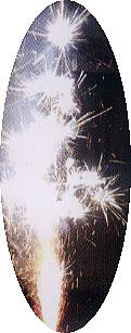 六角噴出【噴出し花火】