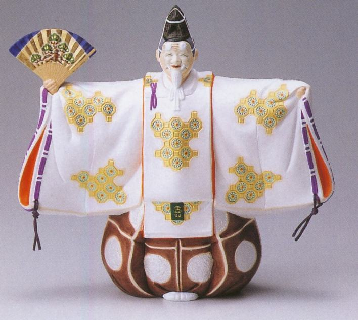 0810翁【博多人形】