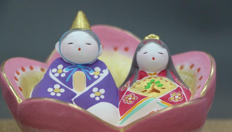花雛【博多人形】