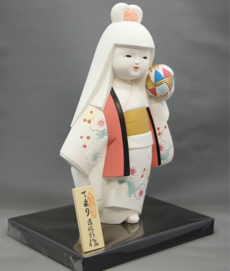 手まり【博多人形】