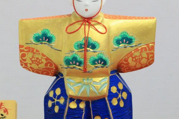 慶雛【博多人形】