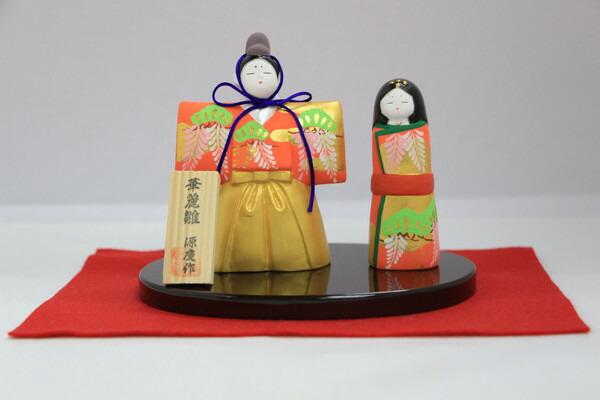 華麗雛【博多人形】