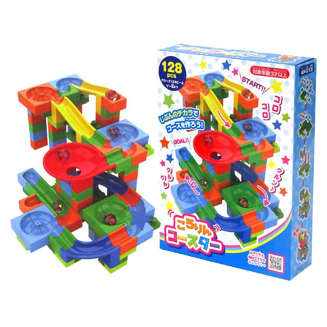 知育玩具ころりんコースター
