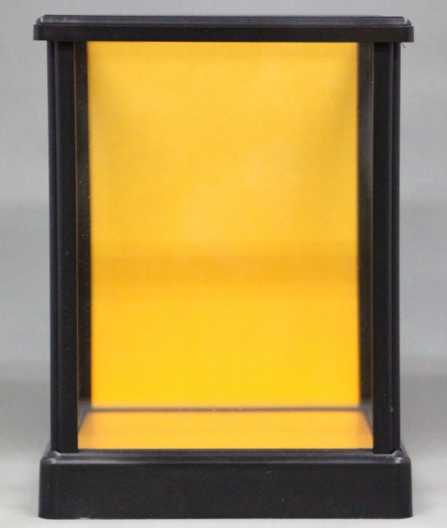 巾広40ガラスケース(花梨前戸)