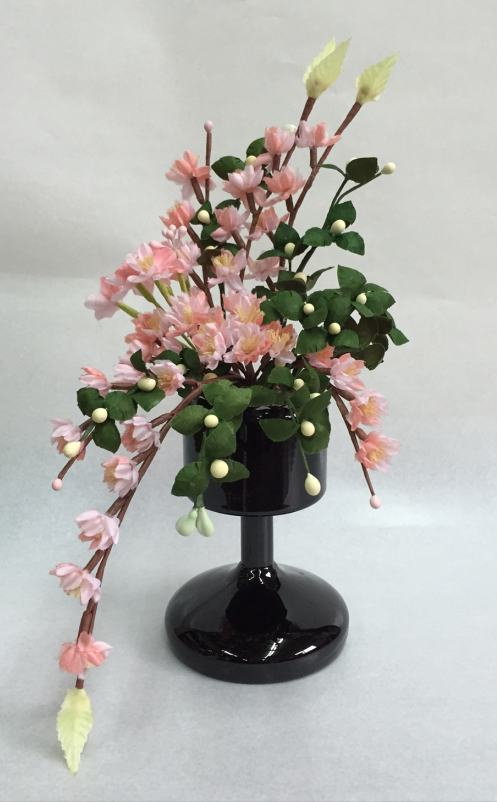 特選桜橘リユ102F83雛飾り付属桜橘訳あり特価