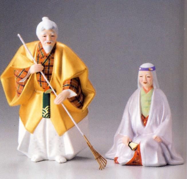 0617高砂【博多人形】